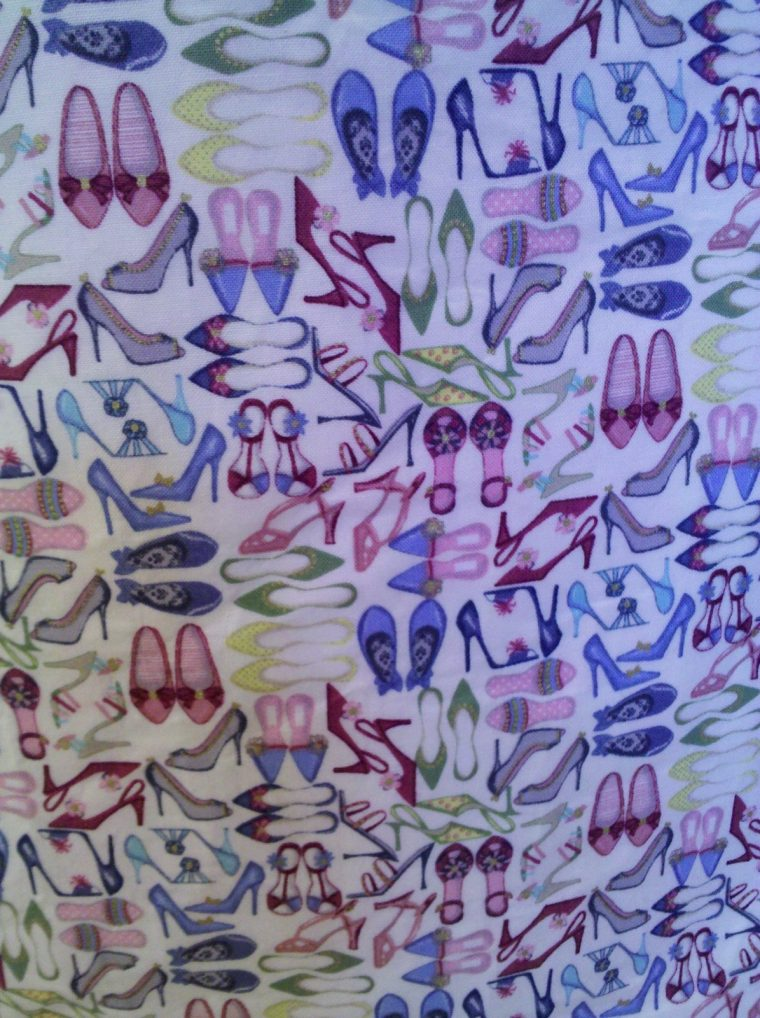 Abbe's Tote Exterior Fabric