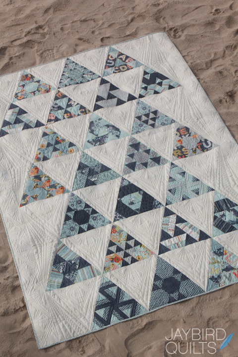 Toes in the Sand Quilt Pattern