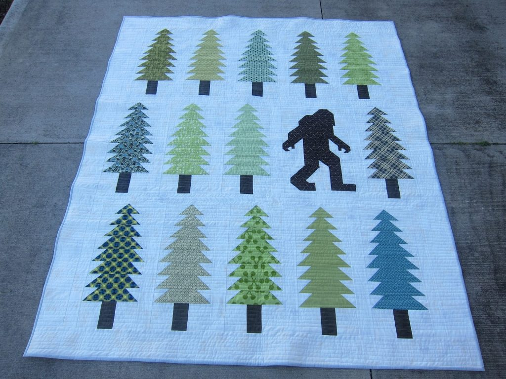 Legendary Quilt by Kris of Krislovesfabric