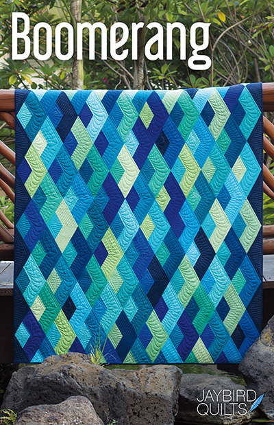 Boomerang by Jaybird Pattern Cover