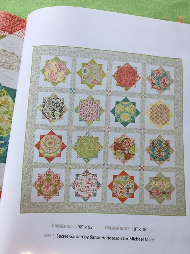 Sweet Life Camille Roskelley quilt pattern